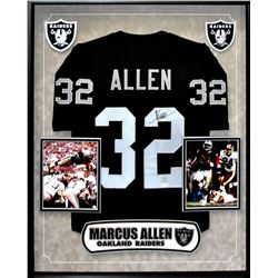 Marcus Allen Oakland Raiders Signed Jersey
