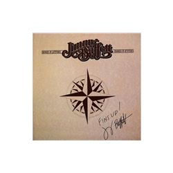 "Jimmy Buffett ""Changes in Latitudes, Changes in Attitudes"" Signed Album"