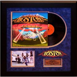 "Boston ""Don't Look Back"" Signed Album"