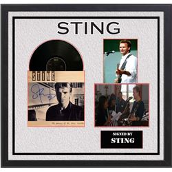 "Sting ""Dream at the Blue Turtles"" Album"