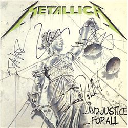 "Metallica ""...And Justice for All"" Album"