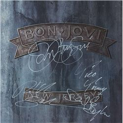 "Bon Jovi ""New Jersey"" Album"