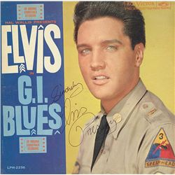 "Elvis Presley ""G.I. Blues"" Album"