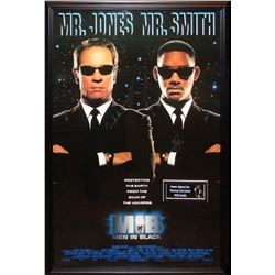 Men in Black - Signed Movie Poster