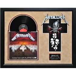 "Metallica ""Master of Puppets"" Album"
