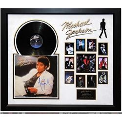 "Michael Jackson ""Thriller"" Album"
