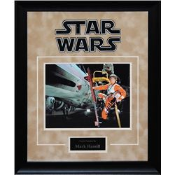 Star Wars - Luke Skywalker in Uniform Signed Artist Series