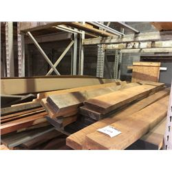 Assorted New Stock Mostly Hardwoods