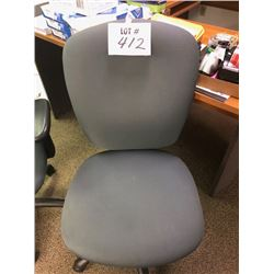 BUNDLE LOT: Office Chairs (2) Back is missing on one