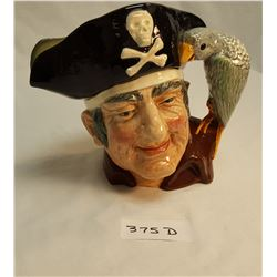 Royal Doulton Toby Mug Long John Silver