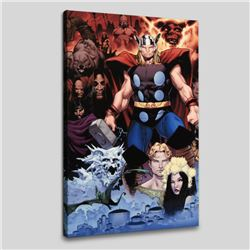 Thor: Tales of Asgard by Stan Lee and Jack Kirby #1 by Marvel Comics