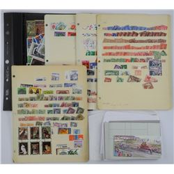 Mixed Lot - Estate Stamps, World etc