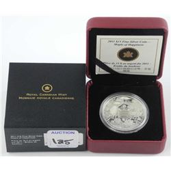 .9999 Fine Silver $15.00 Coin 'Maple of Happiness'