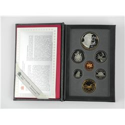 1995 Double Dollar Proof Set - Silver