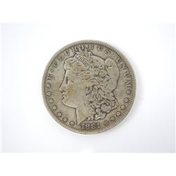 1881 Silver USA Morgan Dollars