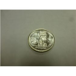 1958 Canadian Silver Dollar