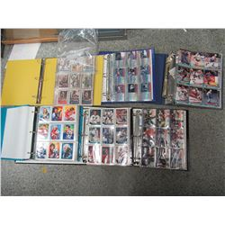6 1990s Hockey Card Albums