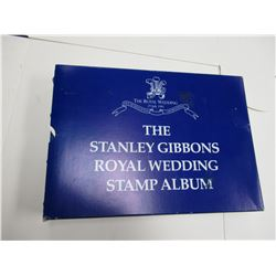 The Stanley Gibbons Royal Wedding Stamp Album