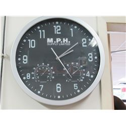 MPH Supply Limited Clock