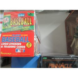 1988-1992 Sealed Baseball Cards