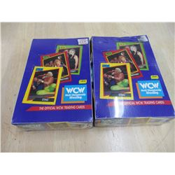 1991 World Championship Wrestling cards, Sealed Boxes