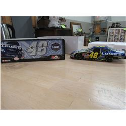2007 Jimmy Johnson Diecast Car
