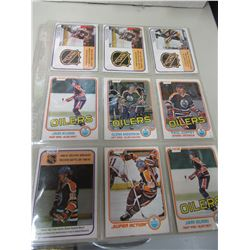 1981 OPC Cards- 9 cards