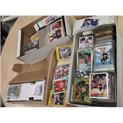 5 boxes of Hockey Cards