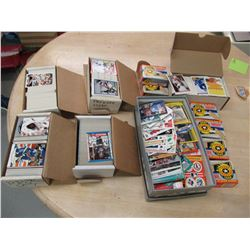 6 boxes of Hockey Cards + SCORE Player Card Subsets