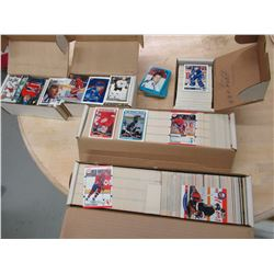 5 Boxes Mixed Hockey + 1990 Memorial Cup Set