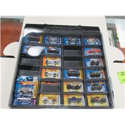 EZ-Stack Car Caddy with Cars