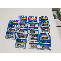 Hot Wheels Roadsters & Surf Crates