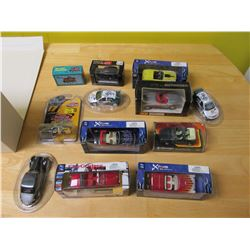 Mixed Die Cast Lot