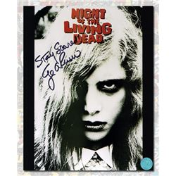 George Romero Autographed Night of the Living Dead Movie 8x10 Photo (AJ SPORTS)
