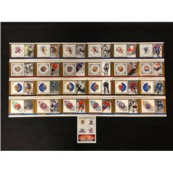 2002 NHL All-Stars Stamp Cards Lot (CANADA POST)