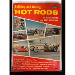 VINTAGE BUILDING & RACING HOT RODS CAR MAGAZINE