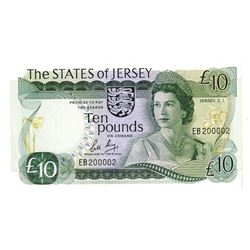 States of Jersey, 1976-1988, Two Digit Radar Note