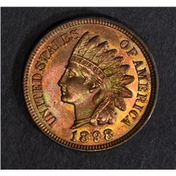1898 INDIAN CENT, CH BU RB