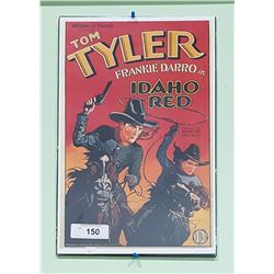 IDAHO RED MOVIE POSTER