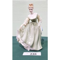 "ROYAL DOULTON ""FAIR LADY"" FIGURINE"