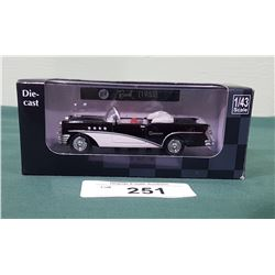 NIB NEW RAY DIE CAST CAR