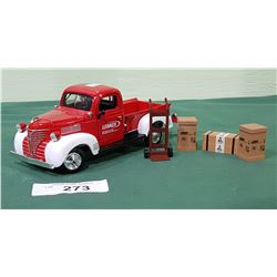 DIE CAST LENNOX DELIVERY TRUCK