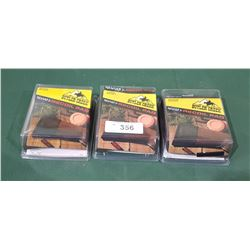 3 NIB BUTLER CREEK GUN RECOIL PADS