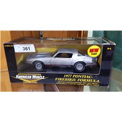 NIB DIE CAST CAR