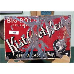 1940'S KIST ROOTBEER SIGN
