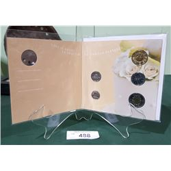SEALED ROYAL CANADIAN MINT 2014 MARRIAGE UNCIRCULATED COIN SET