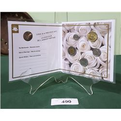 SEALED ROYAL CANADIAN MINT 2016 MARRIAGE UNCIRCULATED COIN SET