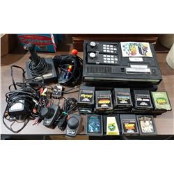 2 VINTAGE COLECOVISION VIDEO GAME SYSTEMS