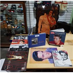 COLLECTION ELVIS COLLECTIBLES