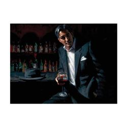 Black Suit Red Wine by Perez, Fabian